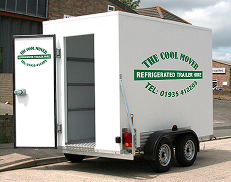 Cool Mover Refrigerated Trailer